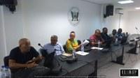 SEGUNDA COMISSÃO ESPECIALIZADA PERMANENTE DO PARLAMENTO SÃO-TOMENSE REÚNE-SE EM SESSÃO DE TRABALHO.
