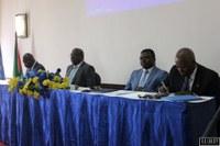 A Assembleia Nacional foi palco de um Atelier de Sensibilização sobre Segurança Alimentar e Nutricional