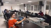 A SEGUNDA COMISSÃO DO PARLAMENTO REÚNE-SE EM SESSÃO DE TRABALHOS
