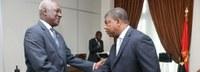 Alcino Pinto encontrou-se, em Luanda, com João Lourenço