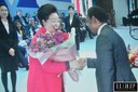ATRIBUIDOS PRÉMIOS AOS LÍDERES MUNDIAIS DA PAZ E FINANCIAMENTOS AOS PROJECTOS DE DESENVOLVIMENTO HARMONIOSO GLOBAL<A sessão de hoje, 5 de Fevereiro, da Cimeira para Paz Universal 2020, a realizar-se na cidade sul-coreana de Seul e organizada pela Federaçã
