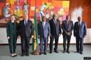 Audiências com o Embaixador da Federação da Rússia para São Tomé e Príncipe, Vladimir Tararov