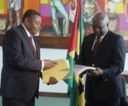 Conta Geral do Estado submetida ao Parlamento