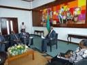 Deputados tomam contacto com Relatório da Comissão Pluridisciplinar