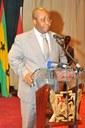 Discurso do novo Presidente da Assembleia Nacional