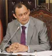 Evento desportivo mobiliza presença do Presidente da ANSTP