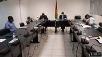 Presidente da Assembleia Nacional, Delfim Santiago das Neves, orientou mais uma Conferencia de Líderes