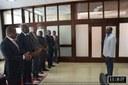 PRESIDENTE DELFIM NEVES ENTREGA MEDALHA E DIPLOMA DE MÉRITOS ATRIBUIDOS AO DR. GUADALUPE DE CEITA