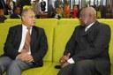 Presidente do Parlamento Timorense já se encontra em S. Tomé e Príncipe