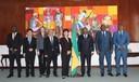 Audiência com a Missão FMI