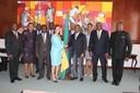 Audiência com Banco Africano para o Desenvolvimento