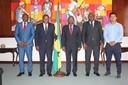Encontro com Deputado da Assembleia Nacional da República de Cabo Verde