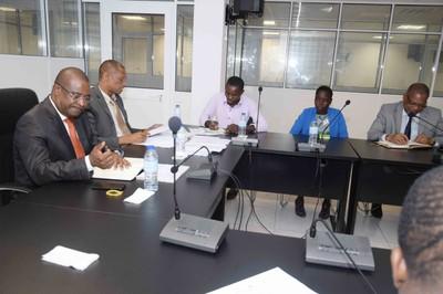 Reunião com a 4ª Comissão Especializada