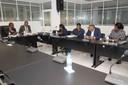 Reunião com a 5ª Comissão Especializada